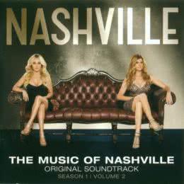 Обложка к диску с музыкой из сериала «Нэшвилл (1 сезон, volume 2)»