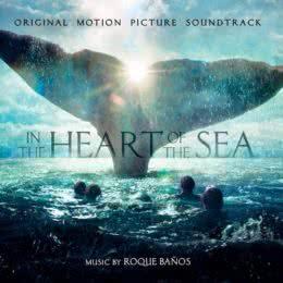 Обложка к диску с музыкой из фильма «В сердце моря»