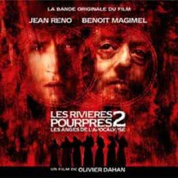 Обложка к диску с музыкой из фильма «Багровые реки 2: Ангелы апокалипсиса»