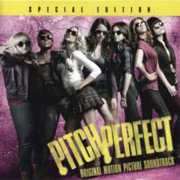 Обложка к диску с музыкой из фильма «Идеальный голос»