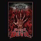 Маленькая обложка диска c музыкой из фильма «Дом дьявола»