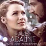 Маленькая обложка диска с музыкой из фильма «Век Адалин»