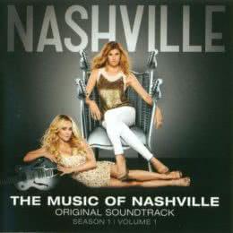 Обложка к диску с музыкой из сериала «Нэшвилл (1 сезон, volume 1)»