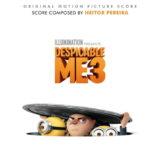 Маленькая обложка диска с музыкой из мультфильма «Гадкий я 3»