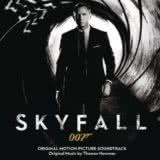 Маленькая обложка диска c музыкой из фильма «007: Координаты «Скайфолл»»