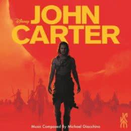 Обложка к диску с музыкой из фильма «Джон Картер»