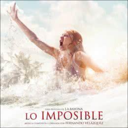 Обложка к диску с музыкой из фильма «Невозможное»