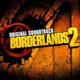 Маленькая обложка диска c музыкой из игры «Borderlands 2»