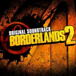 Обложка к диску с музыкой из игры «Borderlands 2»