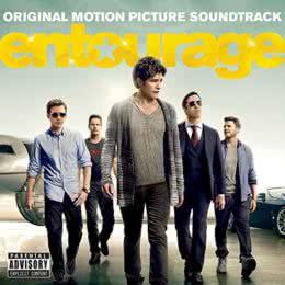 Обложка к диску с музыкой из фильма «Антураж»