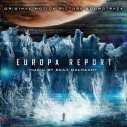 Обложка к диску с музыкой из фильма «Европа»