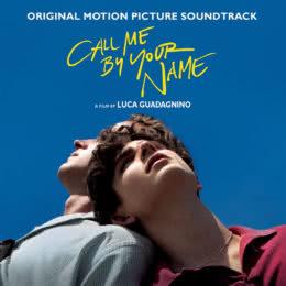 Обложка к диску с музыкой из фильма «Зови меня своим именем»