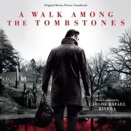 Обложка к диску с музыкой из фильма «Прогулка среди могил»