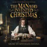 Маленькая обложка диска с музыкой из фильма «Человек, который изобрёл Рождество»