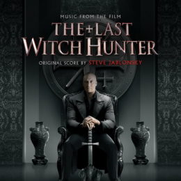 Обложка к диску с музыкой из фильма «Последний охотник на ведьм»