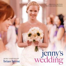 Обложка к диску с музыкой из фильма «Свадьба Дженни»