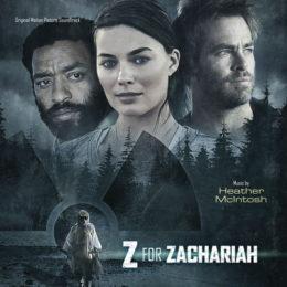 Обложка к диску с музыкой из фильма «Z - значит Захария»
