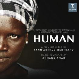 Обложка к диску с музыкой из фильма «Человек»