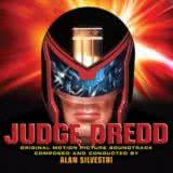 Маленькая обложка диска с музыкой из фильма «Судья Дредд»