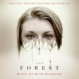 Обложка к диску с музыкой из фильма «Лес призраков»