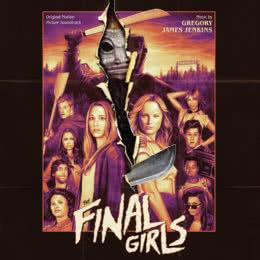 Обложка к диску с музыкой из фильма «Последние девушки»