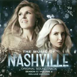 Обложка к диску с музыкой из сериала «Нэшвилл (5 сезон, volume 2)»