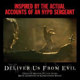 Обложка к диску с музыкой из фильма «Избави нас от лукавого»