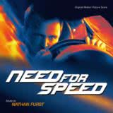Маленькая обложка диска c музыкой из фильма «Жажда скорости»