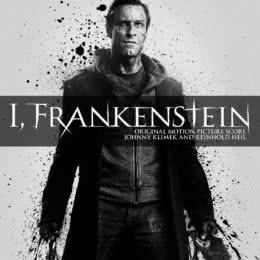 Обложка к диску с музыкой из фильма «Я, Франкенштейн»