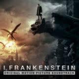 Маленькая обложка диска с музыкой из фильма «Я, Франкенштейн»