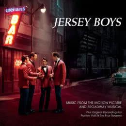 Обложка к диску с музыкой из фильма «Парни из Джерси»