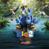 Маленькая обложка диска с музыкой из мультфильма «Рио 2»