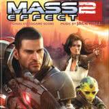 Маленькая обложка диска c музыкой из игры «Mass Effect 2»
