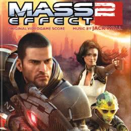 Обложка к диску с музыкой из игры «Mass Effect 2»
