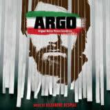 Маленькая обложка диска с музыкой из фильма «Операция «Арго»»