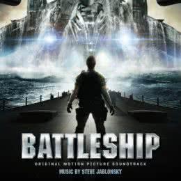 Обложка к диску с музыкой из фильма «Морской бой»