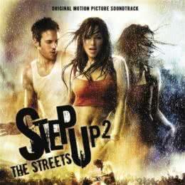 Обложка к диску с музыкой из фильма «Шаг вперёд 2: Улицы»