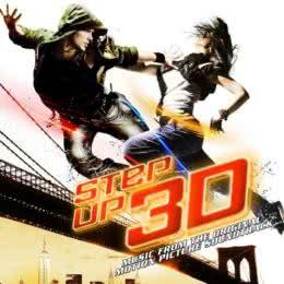 Обложка к диску с музыкой из фильма «Шаг вперёд 3D»
