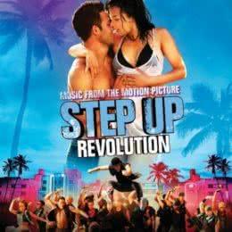Обложка к диску с музыкой из фильма «Шаг вперёд 4»