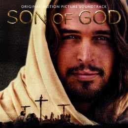 Обложка к диску с музыкой из фильма «Сын Божий»