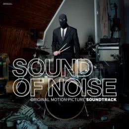 Обложка к диску с музыкой из фильма «Звуки шума»
