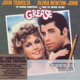 Обложка к диску с музыкой из фильма «Бриолин»