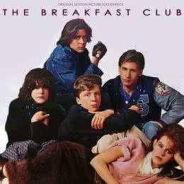 Обложка к диску с музыкой из фильма «Клуб «Завтрак»»