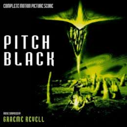 Обложка к диску с музыкой из фильма «Черная дыра»