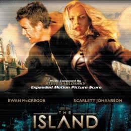 Обложка к диску с музыкой из фильма «Остров»