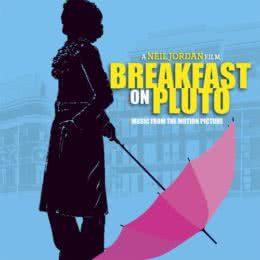 Обложка к диску с музыкой из фильма «Завтрак на Плутоне»