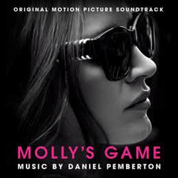 Обложка к диску с музыкой из фильма «Большая игра»