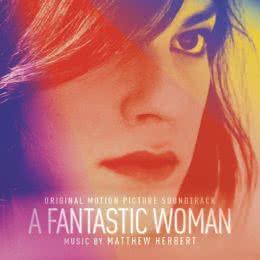 Обложка к диску с музыкой из фильма «Фантастическая женщина»