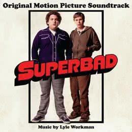 Обложка к диску с музыкой из фильма «SuperПерцы»