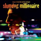 Маленькая обложка диска c музыкой из фильма «Миллионер из трущоб»
